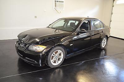 2008 BMW 3-Series 328i 2008 BMW 3 Series 328i, salvage, repairable, rebuildable, ez fixer