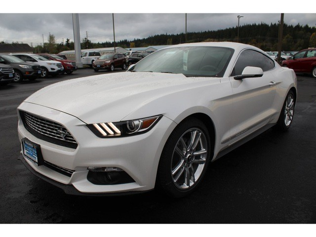 2017 Ford Mustang Pony EcoBoost Premium