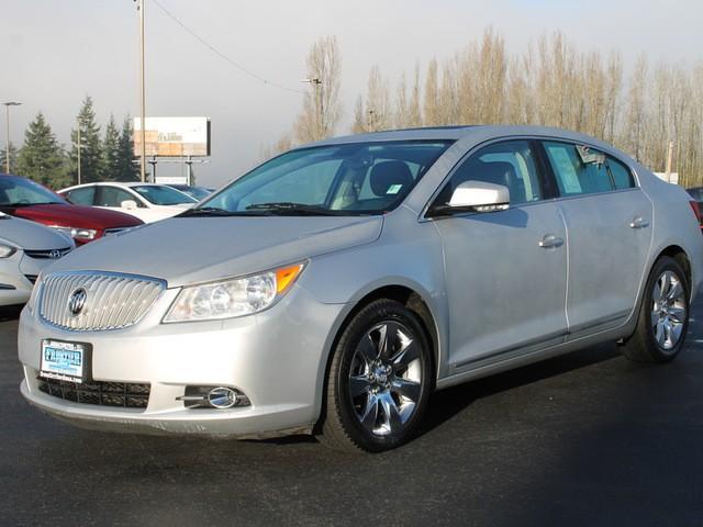 2010 Buick LaCrosse CXS Premium