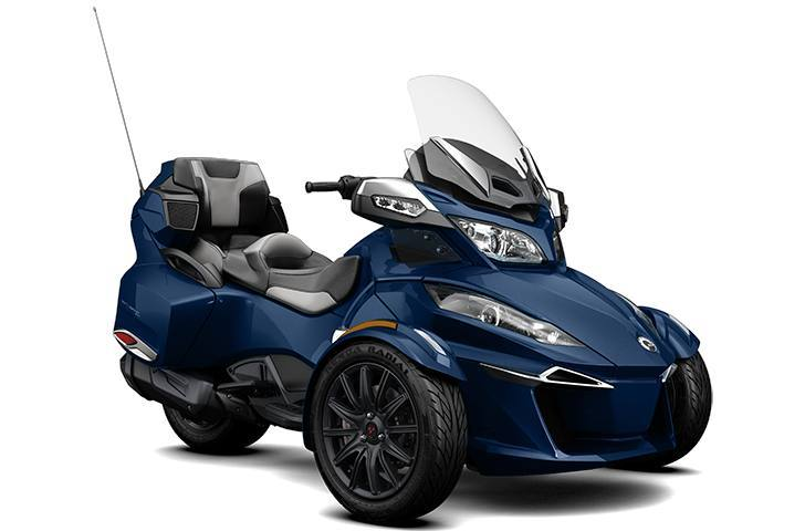 2009 Can-Am Spyder Roadster SE5