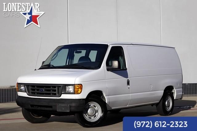 2004 Ford E150 Vans  Cargo Van
