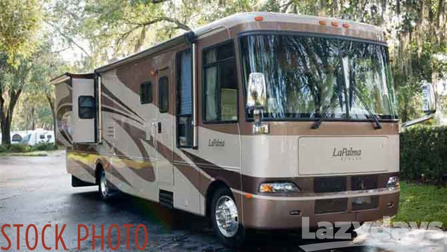 monaco la palma 34 rvs for sale. Black Bedroom Furniture Sets. Home Design Ideas