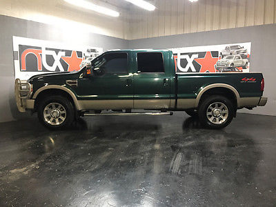 2009 Ford F-250  2009 Ford King Ranch