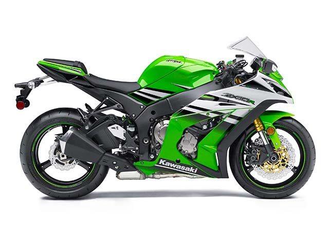 2015  Kawasaki  Ninja ZX™-10R 30th Anniversary
