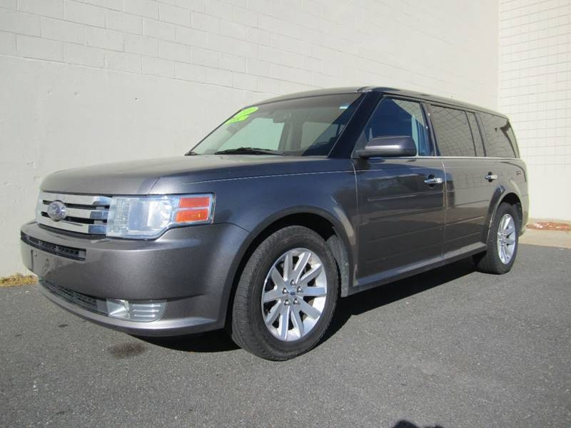 2010 Ford Flex SEL AWD 4dr Crossover