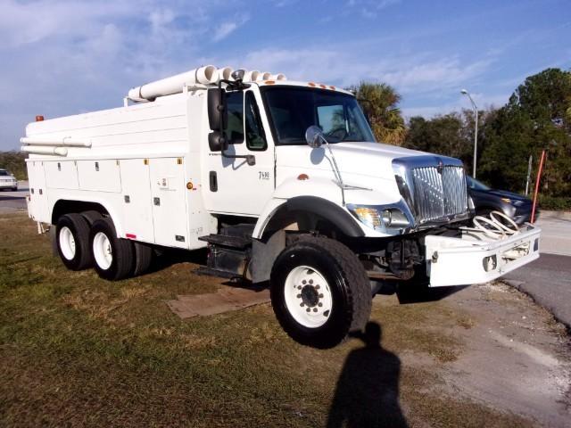 2005 International Workstar 7400  Utility Truck - Service Truck