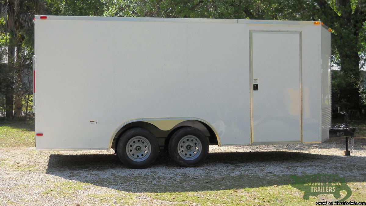 16 Ft Car Trailer Cars for sale