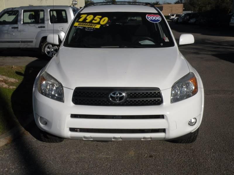 2006 Toyota RAV4 Sport 4dr SUV