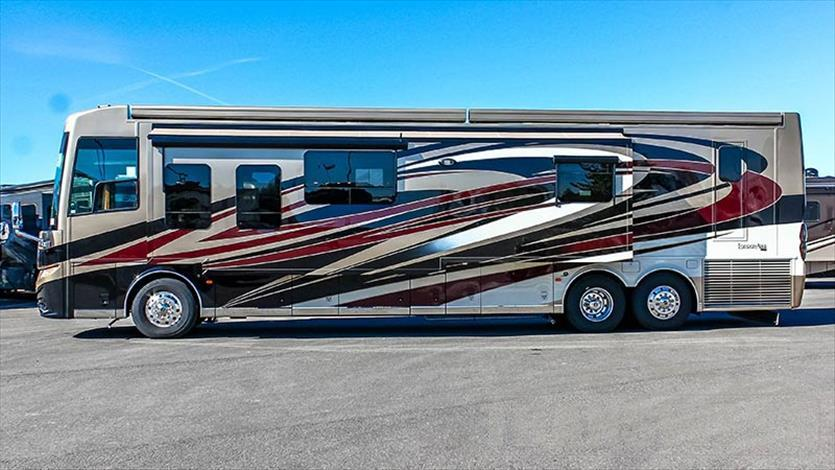 2017 Newmar London Aire 4553, 1