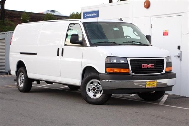 2017 Gmc Savana G2500  Cargo Van