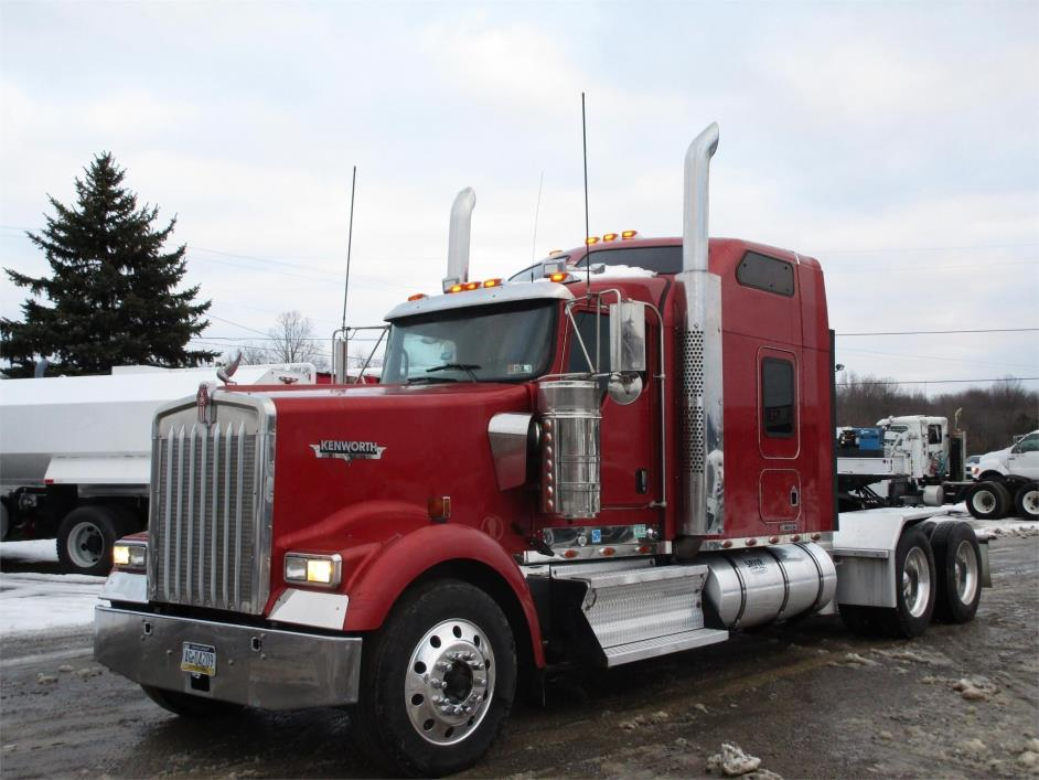 Kenworth W900 cars for sale in Pennsylvania