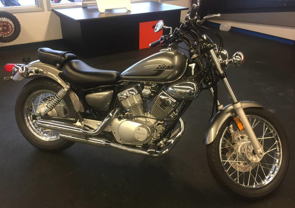 Yamaha v star 250 motorcycles for sale in indiana for Yamaha motorcycle dealers indiana