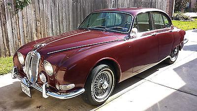 1965 Jaguar 3.8 S-TYPE S 1965 Jaguar 3.8 S 3.8L