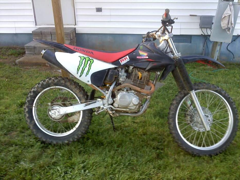 2008 Honda Crf230f Motorcycles for sale