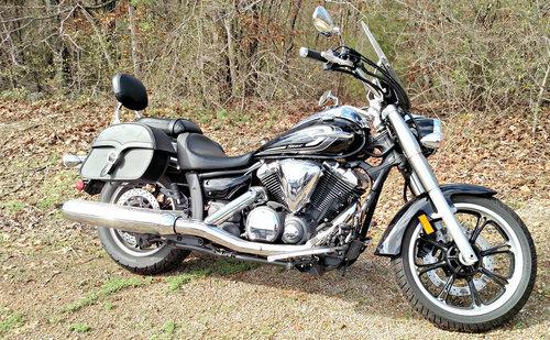 yamaha v star 950 motorcycles for sale in alabama. Black Bedroom Furniture Sets. Home Design Ideas