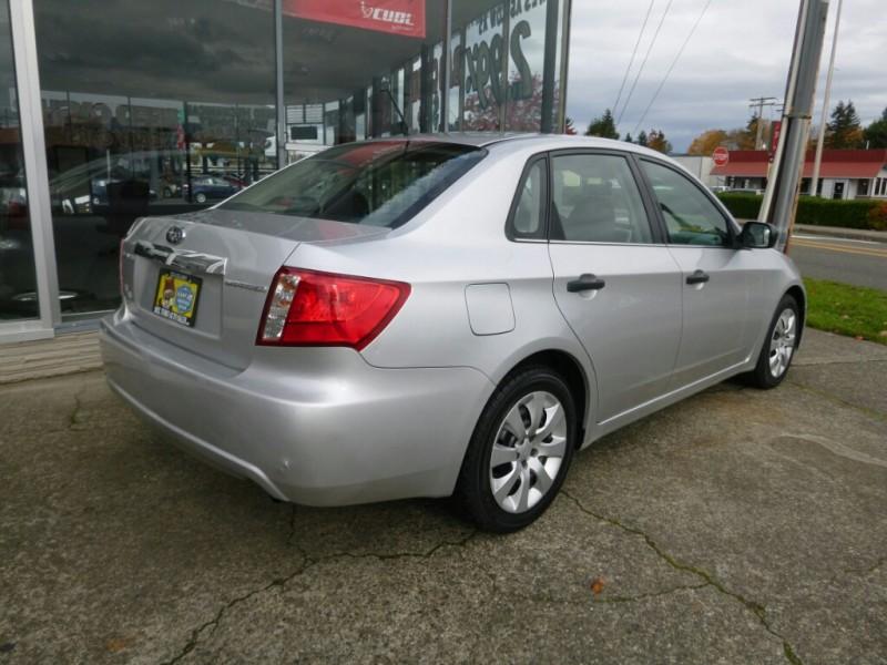 2008 Subaru Impreza Sedan Cars For Sale
