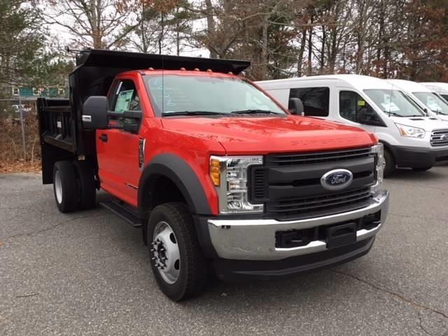 2017 Ford Super Duty F-550 Drw  Pickup Truck