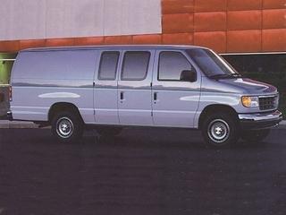 1993 Ford E150 Cargo Van
