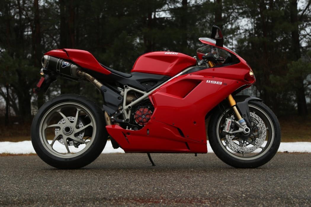 Ducati Motorcycle Dealer Michigan