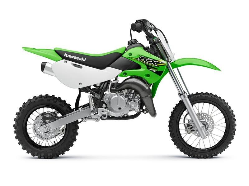 2017  Kawasaki  KX™65