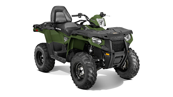 2016 Polaris Sportsman Touring 570 Sage Green