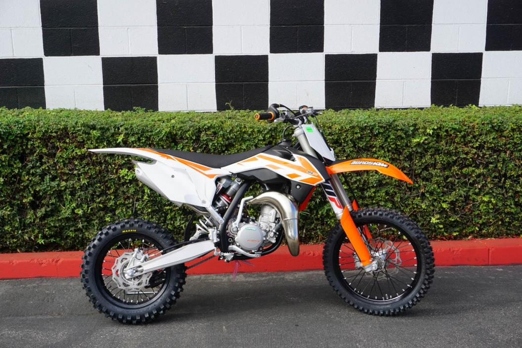 ktm 85 sx motorcycles for sale in california. Black Bedroom Furniture Sets. Home Design Ideas
