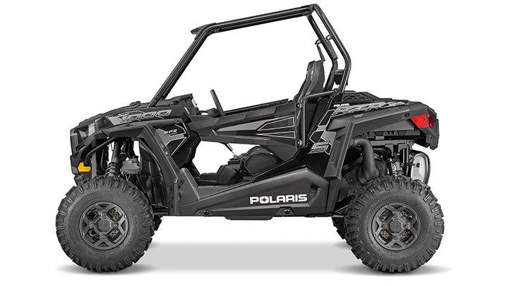 2016 Polaris Rzr S 1000 Eps Black Pearl