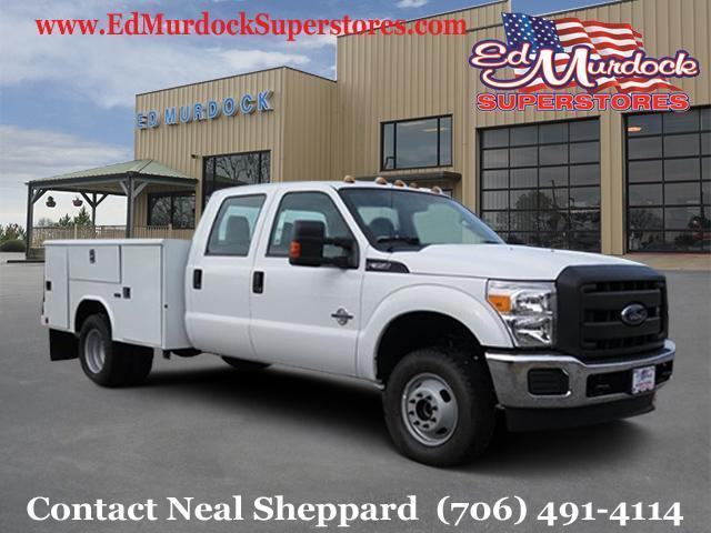 2016 Ford Super Duty F-350 Drw Utility Truck - Service Truck