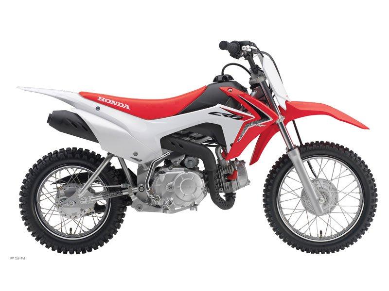 2013  Honda  CRF110F