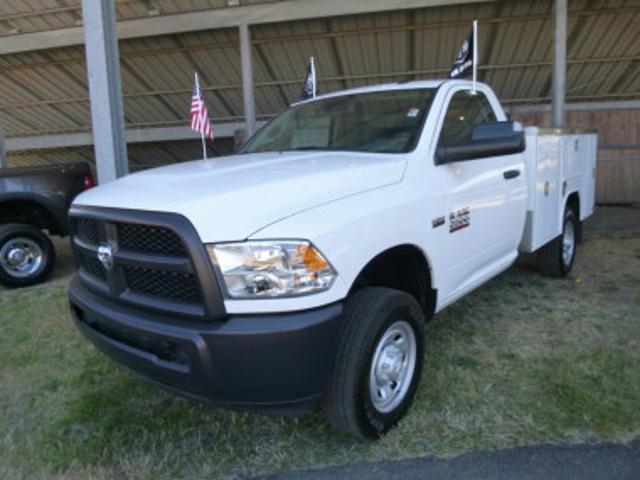 2016 Ram 2500  Utility Truck - Service Truck
