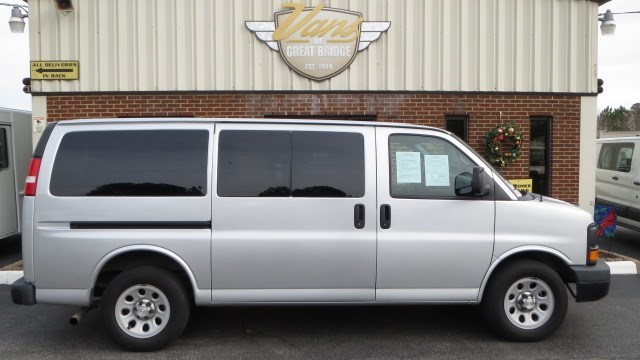 2014 Chevrolet Express 1500 Cargo Van