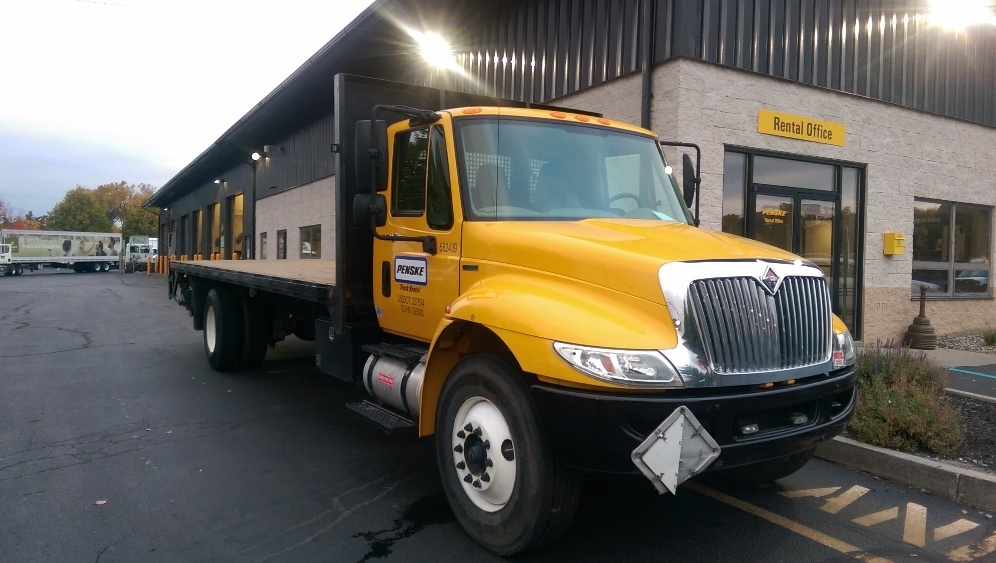 Flatbed Truck For Sale In New York