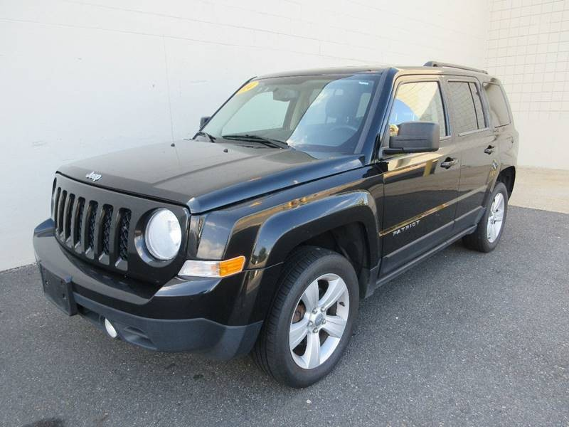 2014 Jeep Patriot Latitude 4x4 4dr SUV
