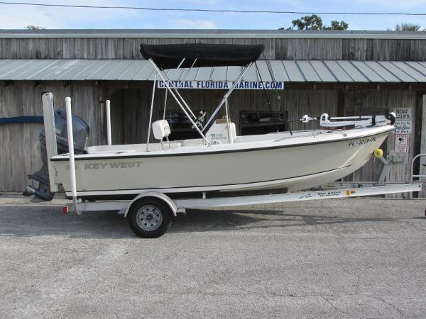 2013 Key West 1720 Sportsman