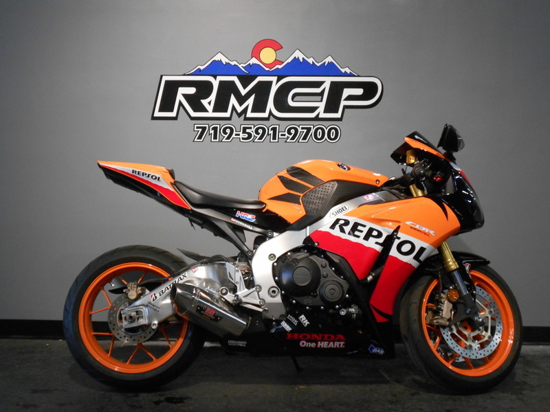 2013 Honda Cbr1000rr Repsol Motorcycles For Sale