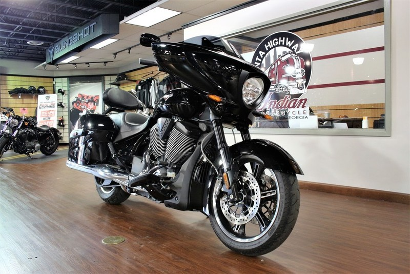2016 Victory Cross Country 8-Ball