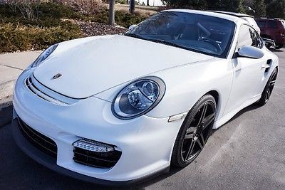 2001 Porsche 911 Turbo 2001 Porsche 911 Turbo full custom 997 Conversion