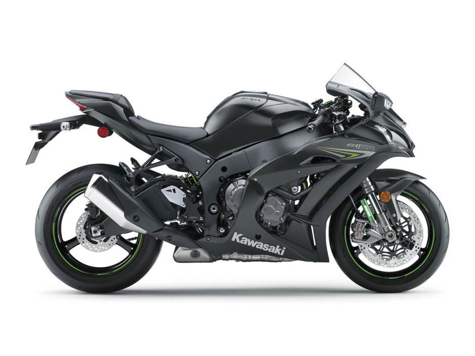 2016 Kawasaki Ninja ZX™-10R ABS