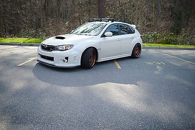 2011 Subaru Impreza WRX Limited Wagon 4-Door 2011 Subaru Impreza WRX Limited Wagon 4-Door 2.5L