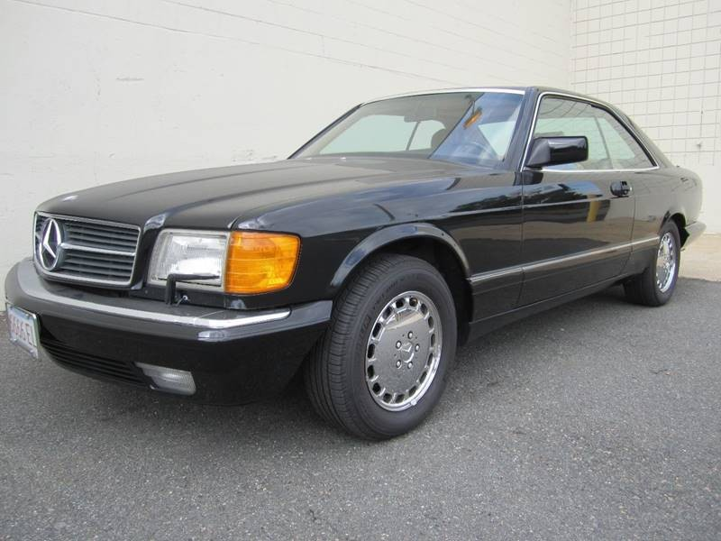 1988 Mercedes-Benz 560-Class 560SEC 2dr Coupe