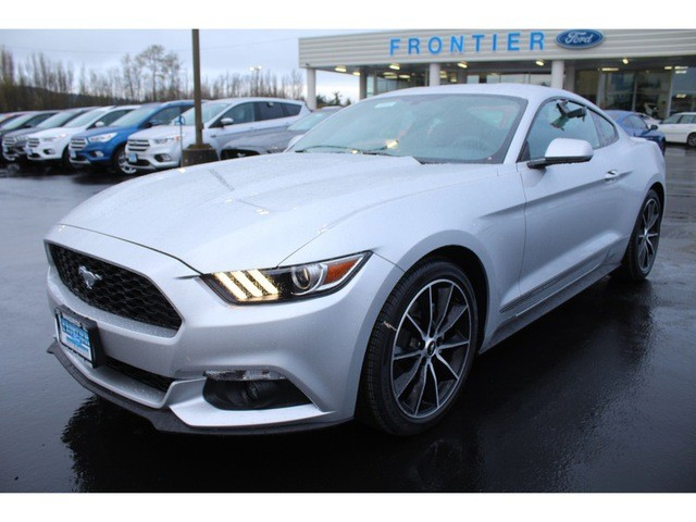 2017 Ford Mustang EcoBoost Plus