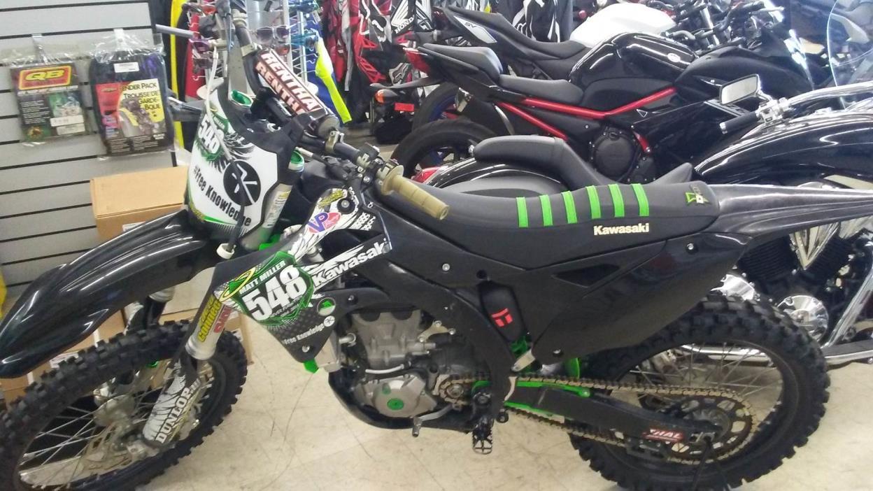 2016  Kawasaki  KX 450
