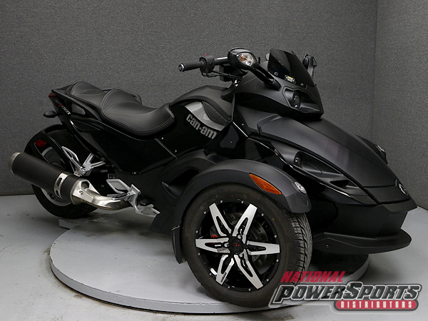 2016 Can-Am Spyder RT Limited 6-Speed Semi-Automatic