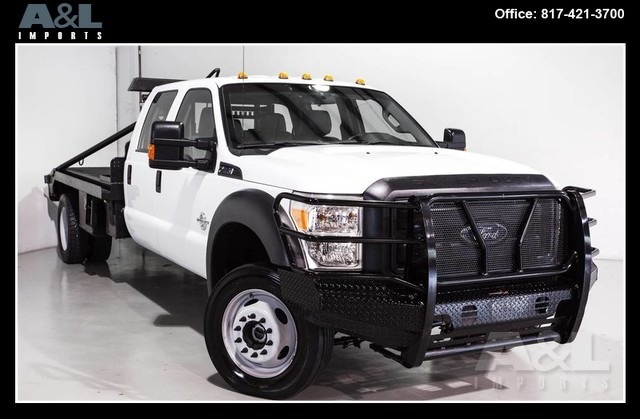 2013 Ford Super Duty F-450 Drw  Bucket Truck - Boom Truck