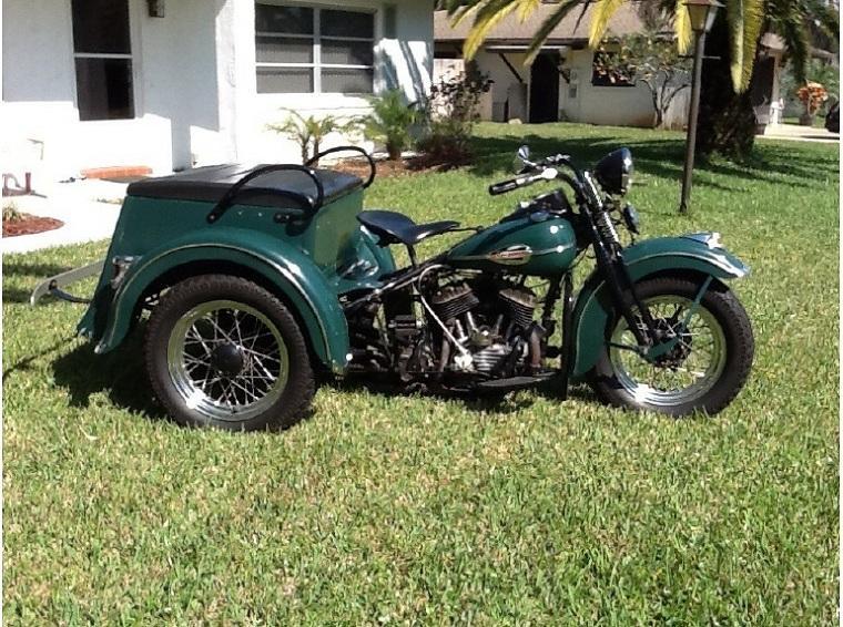Harley Davidson: Harley Davidson Servicar Vehicles For Sale