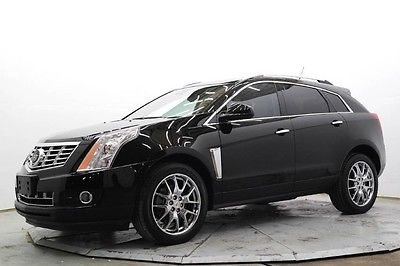 2013 Cadillac SRX Premium Sport Utility 4-Door AWD Premium 3.6L Nav Htd & AC Seats Driver Assist Bose Pwr Sunroof Must See Save
