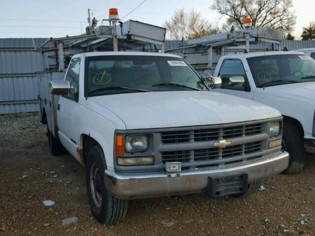1996 Chevrolet C/K 3500 Reg Cab 131.5 WB, 55.9 CA