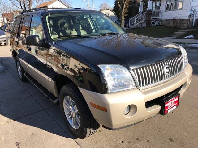 2004 Mercury Mountaineer Base AWD 4dr SUV
