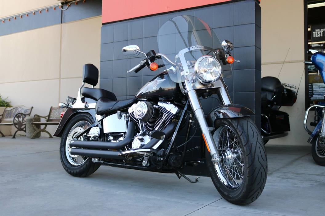 2006  Harley-Davidson  Fat Boy