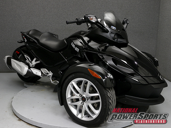2016 Can-Am Spyder RS 5-Speed Manual (SM5)
